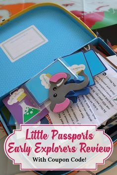 Little Passports Early Explorers Review, little passports early explorers, little passports diy for kids, subscription boxes for kids activities, subscription boxes for kids activities, homeschooling preschool, homeschooling curriculum, preschool activities at home learning