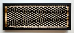 Purapura Whetu-Stars or People (Population)-NZ Flax Weaving, Maori People, Maori Designs, Maori Art, Plant Fibres, All Things New, Weaving Patterns, New Zealand, Weave