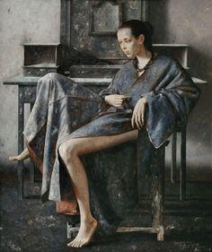 Lu Jian Jun (aka Lu Jianjun, b1960, Hangzhou, Zhejiang Pr, China)
