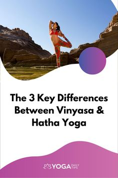 Most often, studios will offer classes for hatha and vinyasa yoga; two styles that are very popular in the western world. But, they offer very different things. We'll explore the difference between vinyasa Yoga Clothing Brands, Before And After Weightloss, Types Of Yoga, Yoga Poses For Beginners, Yoga Accessories, Yoga For Weight Loss, Vinyasa Yoga, Yoga Lifestyle, Best Yoga