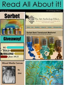 Check it our and see the amazing thing about Art Anthology Sorbets!!!