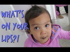 WHAT'S ON YOUR LIPS?! - September 04, 2016 - ItsJudysLife Vlogs