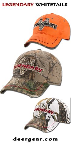 d58c18dafe08f Men s Non-Typical Camo Cap deergear.com  LegendaryWhitetails Camo Outfits