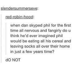 Amazingphil and Danisnotonfire