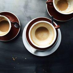 acabou o café
