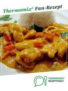 Afrikanisches Huhn mit Reis von HotTomBBQ. Ein Thermomix ® Rezept aus der Kategorie Hauptgerichte mit Fleisch auf www.rezeptwelt.de, der Thermomix ® Community.