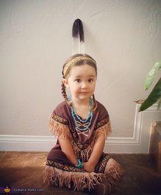 Native American Costume - 2014 Halloween Costume Contest