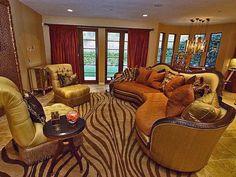 Traditional | Living Rooms | Tina Mellino : Designer Portfolio : HGTV - Home & Garden Television