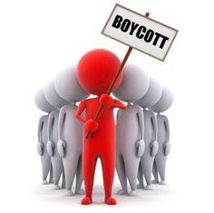 Why I'm Boycotting Boycotts