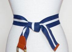 Ideas de como llevar el cinturón de forma elegante. Formas de hacer lazos.. Chicas guardamos para no perder...