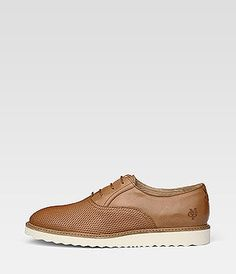 Marc O'Polo shoes brown leather