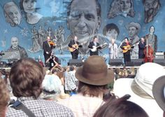 LIVE MUSIC EVENTS. The San Francisco Blues Festival