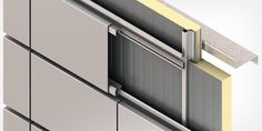 metal facade joint detail - Google Search