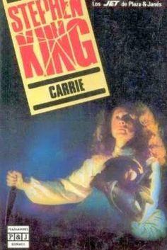 Los libros de Dánae: Carrie.- Stephen King