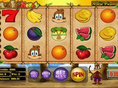 Lass uns unsere Neusten drehen online kostenlos Automaten Spiel Monkey Money - http://freeslots77.com/de/monkey-money/