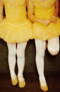 yellow ballerinas. | Mellow yellow | www.myLusciousLife.com