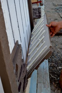 faux stone siding panels - Google Search