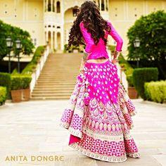instant love.  Anita Dongre