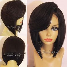 We didn't even get a chance to advertise this one before it was snatched up! You ladies are FAST! . No worries if you missed out on this bob, we'll add more to the site soon . #wig #wigs #wigmaker #wigmaster #trebella #trebellawigs #customunit #extensions #hairstylist #protectivestyles  #hair #haircut #hairstyle #hairstylist #hairdo #hairfashion #bobseason #bob #boblife #prefab #readytoship