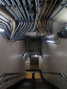 Tawaramachi Station, Ginza Line, Tokyo Metro. 田原町駅 Photo by UENO Takeshi 上野タケシ #Tokyo #Japan #future_city