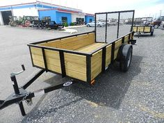 Folding utility trailers trailer kits parts and accessories red image result for utility trailer with sides solutioingenieria Gallery