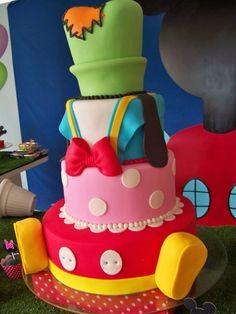 Amazing Disney Cake!