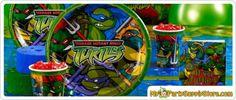 ninja turtle birthday ideas | Teenage Mutant Ninja Turtles Birthday Party Ideas | Party Ideas