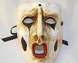 Hand-painted Venetian mask
