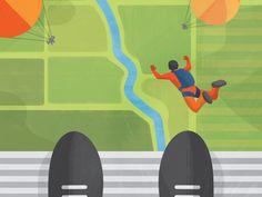 Pinterest Resolutions / Skydiving