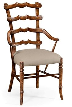 Shop this jonathan charles huntingdon country farmhouse walnut dining chair from our top selling Jonathan Charles dining room chairs. LuxeDecor is your premier online showroom for dining room furniture and high-end home decor. Dining Chairs For Sale, Antique Dining Chairs, Farmhouse Chairs, Dining Arm Chair, Country Farmhouse, Dining Room Chairs, Dining Room Furniture, Side Chairs, Hooker Furniture