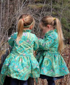 Willow Wrap Coats by Christina
