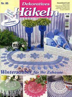 Decoratives Hakeln 85