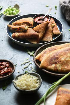Garlic Chicken - Garlic Chicken Egg Cheese Dosa  foodfashionparqty  #dosa #indianfusion