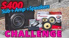 car speaker sound - YouTube