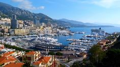 Monaco Monte Carlo Blick auf den Hafen by mr53160 #travel #traveling #vacation #visiting #trip #holiday #tourism #tourist #photooftheday #amazing #picoftheday