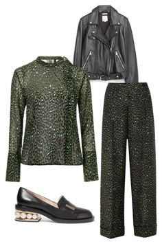 """""""Untitled #133"""" by e-riley1 on Polyvore featuring Zara, Nicholas Kirkwood, Topshop Unique and Topshop"""
