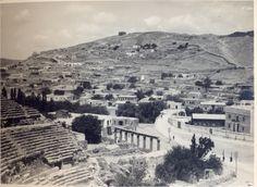 Amman, Trans-Jordan