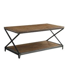 Another great find on #zulily! Fabio Coffee Table #zulilyfinds