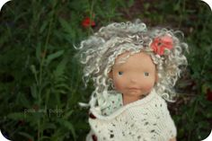"""""""Edith"""" by Posie and Pudge."""
