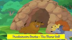 The Clever Bull | Panchatantra English Stories | Stories For Kids | Stor...
