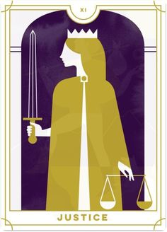 Detailed Tarot card meaning for Justice including upright and reversed card meanings. Access the Biddy Tarot Card Meanings database - an extensive Tarot resource. Justice Tarot, Tarot Significado, Rider Waite Tarot, The Hierophant, Online Tarot, Pagan Art, Tarot Major Arcana, Daily Tarot, Tarot Card Meanings