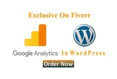 Install Setup Google Analytics In Wordpress Dashboard  #install #setup #google #analytics #wordpress