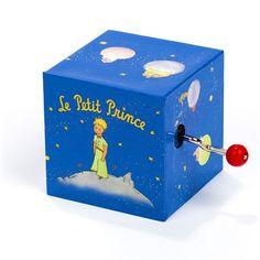 Manivelle musicale Le Petit Prince