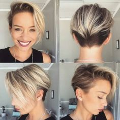 Diana's Short American Hairstyles 2017