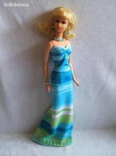 * SKYLINE * - for Francie sized Barbie dolls: $11.00 eBay~Pretty