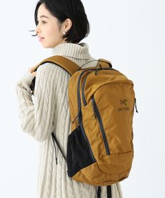 item main image Canvas Backpack, Backpack Bags, Leather Backpack, Modern Backpack, Yellow Backpack, Day Backpacks, Designer Backpacks, Mustard Yellow, Backpacking