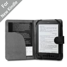 "Acase(TM) Classic Kindle Leather Case (Black) for 4th Generation 6"" Kindle Wi-Fi w/o Keyboard (Not for Kindle Touch) Acase http://www.amazon.com/dp/B005S8ND9O/ref=cm_sw_r_pi_dp_3HlUtb06QWR6HS1E"