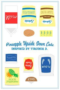 Diabetic Pineapple Upside Down Cake Splenda