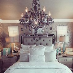 I want a chandelier