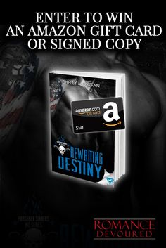 Win a $50 Amazon Gift Card or Signed Copies from Author Shelly Morgan http://www.romancedevoured.com/giveaways/win-a-50-amazon-author-shelly-morgan/?lucky=298274